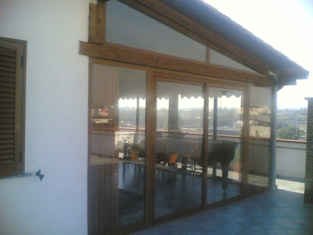 Vetrate in alluminio - Case moderne con vetrate ...