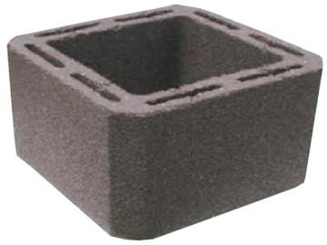 Canne fumarie e comignoli in argilla e cemento - Canna fumaria esterna prezzi ...