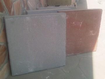 Lastre di cemento